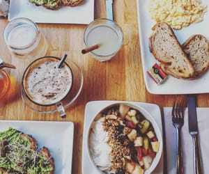 brunch, granola, and lunch image