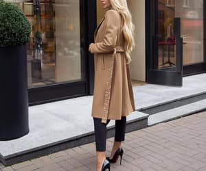 chic, classy, and fall fashion image