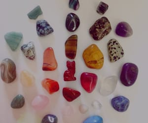 aesthetic, colour, and geodes image
