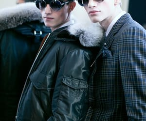 Louis Vuitton, menswear, and fw 13 image