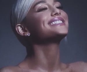 This is a cute screenshot I got from Ariana's singing video. I got a cute angle and edited it with VSCO! 💘 ;P