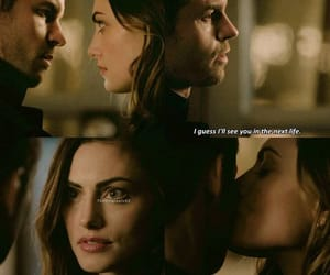 The Originals, elijah mikaelson, and hayley marshall image