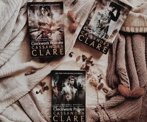 fandom, read, and infernal devices image