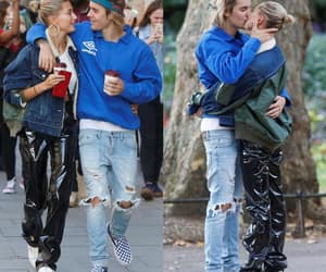 justin bieber, hailey baldwin, and jailey image