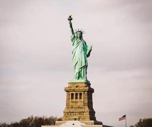 america, landmark, and nyc image