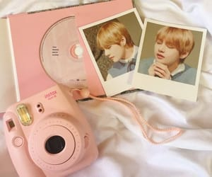 aesthetic, idol, and polaroid image