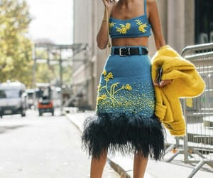 Pucci and streetstyle image