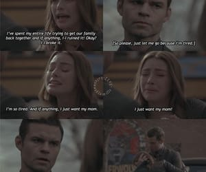 The Originals, elijah mikaelson, and hope mikaleson image