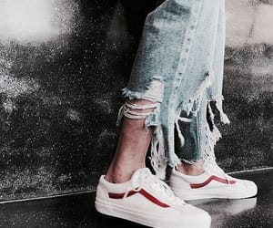 theme, jeans, and vans image