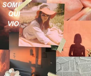 aesthetic, bambi, and Collage image