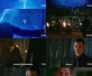 The Originals, elijah mikaelson, and klaus mikaelson image