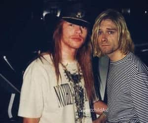 axl rose, grunge, and idols image