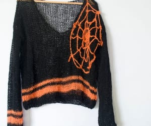day of the dead, trick or treat, and halloween sweater image
