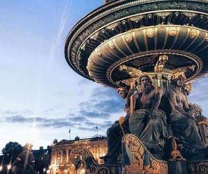 paris, capitale france, and ile de france image