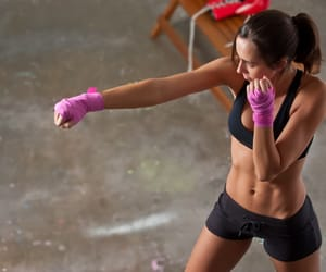 beautiful, pictures, and fit girl image
