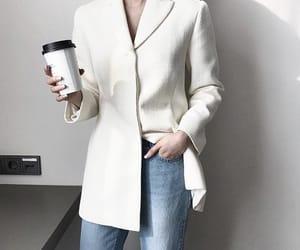 classy, denim, and fashion image