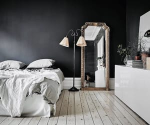 appartment, bedroom, and interior image