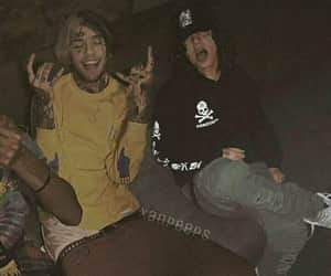 rappers, lil peep, and lil xan image