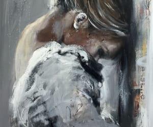woman's art image