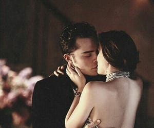 beso, blair, and gossip girl image
