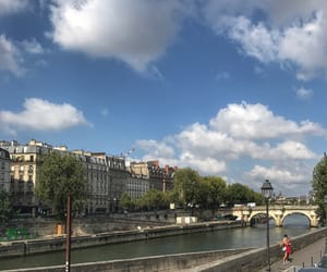amour, cloud, and paris image