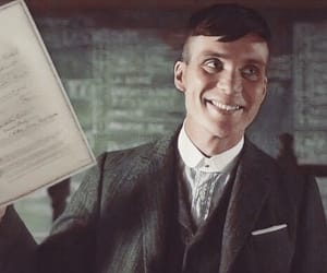 cillian murphy, Shelby, and peaky blinders image