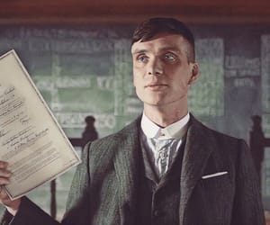 cillian murphy, tommy shelby, and Shelby image