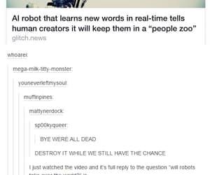 funny, tumblr, and human image