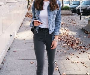 ankle boots, pants, and style image