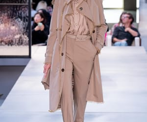 Burberry, model, and spring image