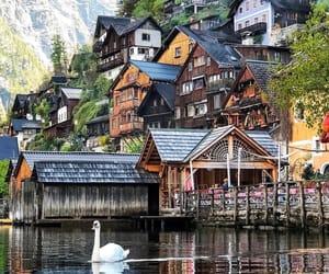 austria, europe, and hallstatt image