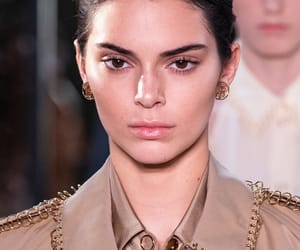Burberry, model, and kendall jenner image