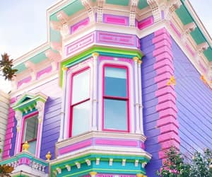 Colorful House Photography by @sophlog on Instagram