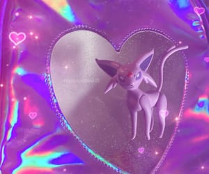 aesthetic, espeon, and cute image