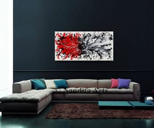 abstract, canvas, and contemporary art image