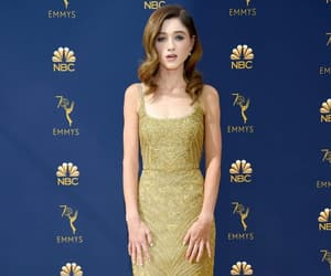 stranger things, natalia dyer, and emmys image