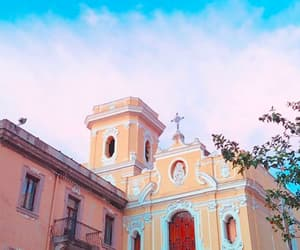 church, italy, and pink clothes image