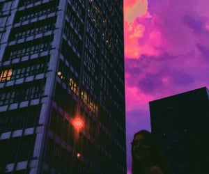 aesthetic, clouds, and dope image