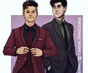 art, boys, and alec lightwood image