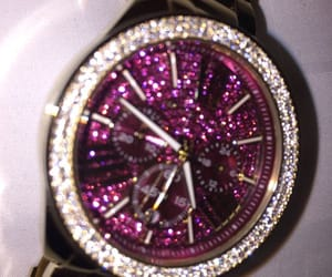 bling, goals, and watch image
