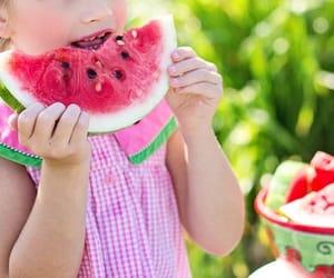 FRUiTS, seasons, and watermelon image