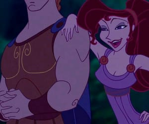 disney, hercules, and love image