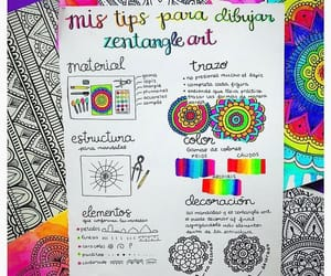 art, colors, and dani image