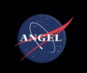 header, angel, and nasa image