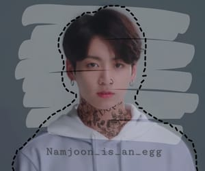 aesthetic, kpop, and Tattoos image