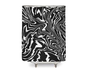 abstract, animal print, and home image