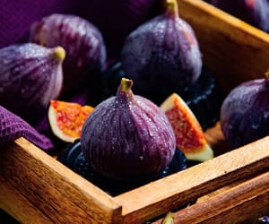 figs, food, and fresh image