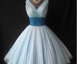 ball gown prom dress, homecoming dress blue, and short homecoming dress image