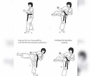 karate, traditional, and martial arts image