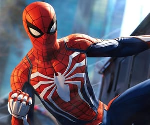 game, Marvel, and spider-man image